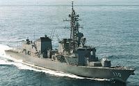 Takanami class destroyer