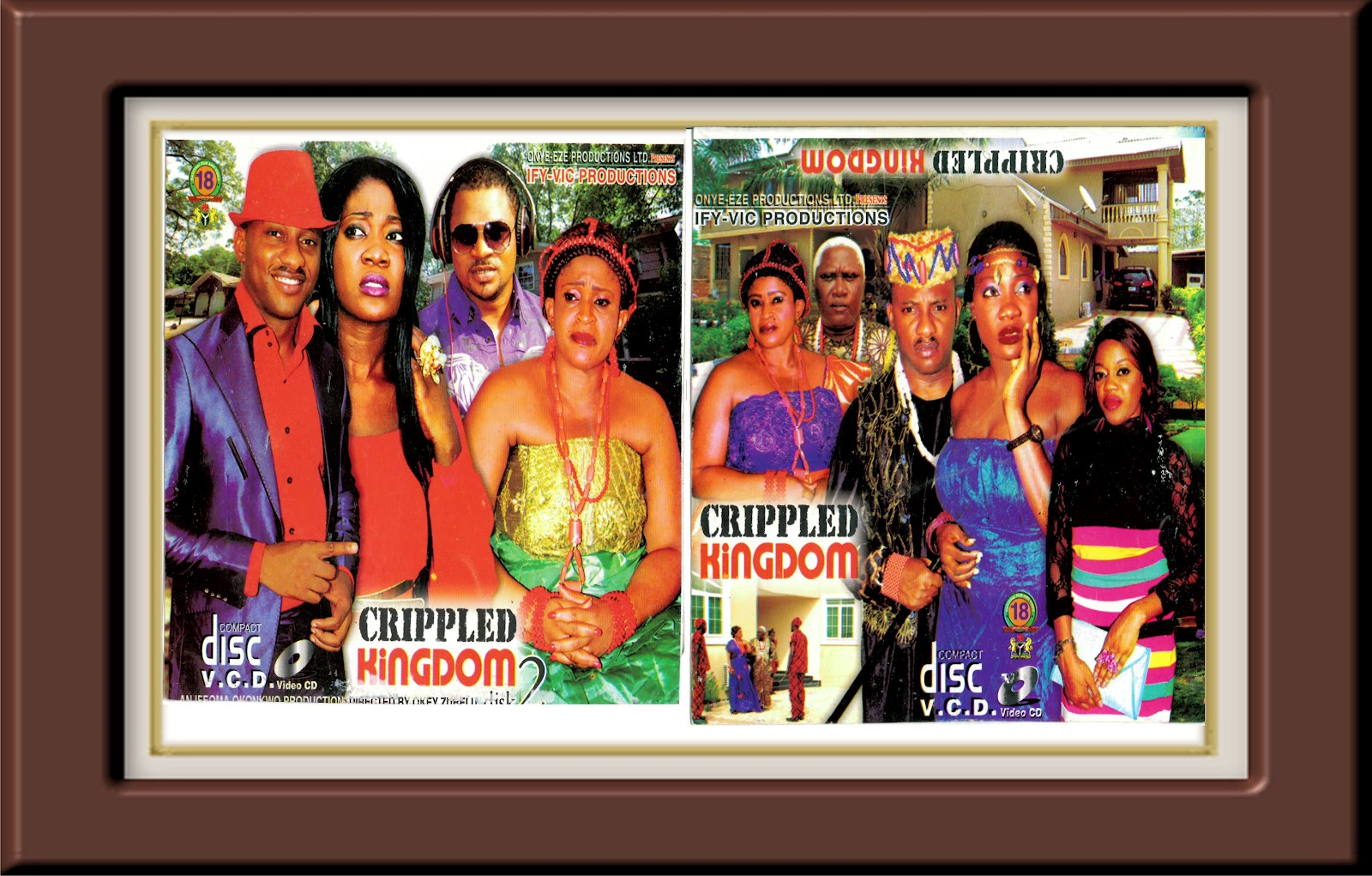 Crippled Kingdom Nigerian movie - Mercy Johnson Okojie, Yul Edochie, Livinus Nnochiri, Vitalis Ndubuisis, Chinyere Wilfred - Watch Nigerian movies online FREE