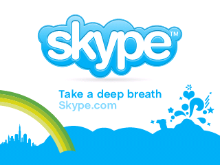 Download Skype For BlackBerry or Android