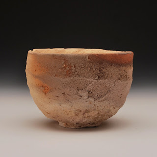 Mitch Iburg Ember Buried Tea Bowl