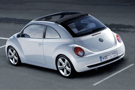 new vw beetle 2012 images. a new Volkswagen Beetle
