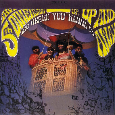 The 5th Dimension - Up, Up and Away 1967 (USA, Sunshine Pop, Soul)
