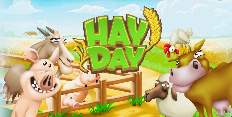 Hay Day, el juego de la granja