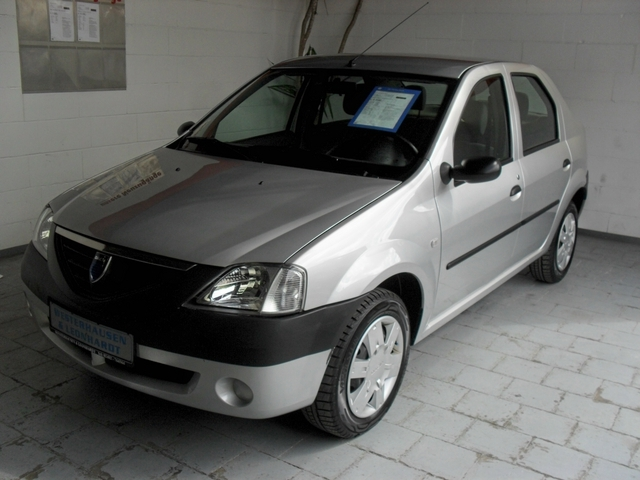 Dacia Logan 1.4 MPI airbag