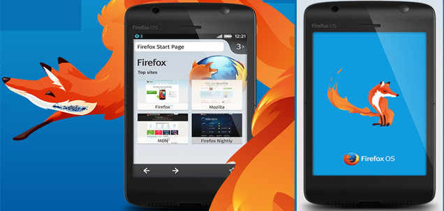 Firefox OS Announced by Mozilla with HTML based and Open source Features