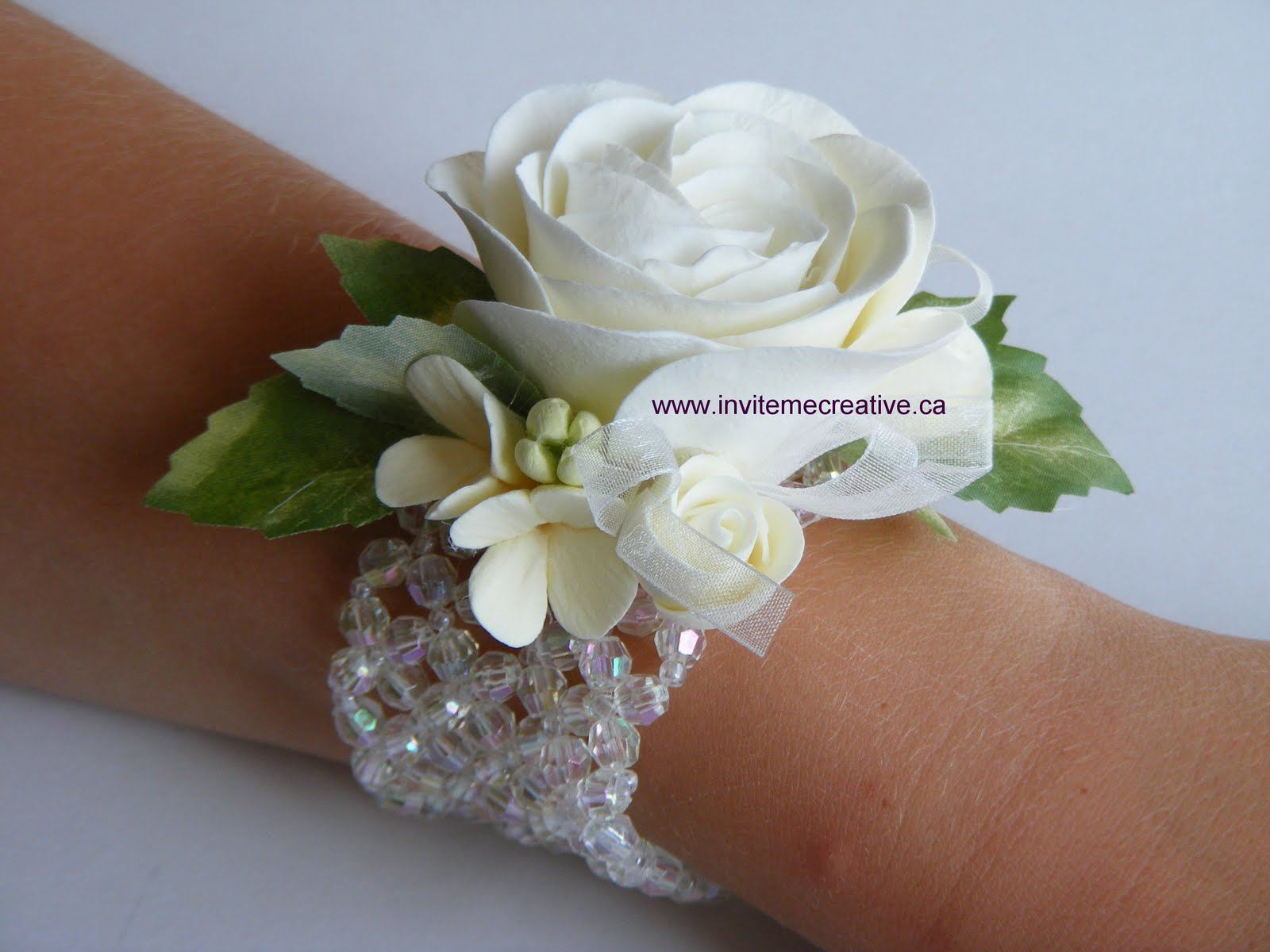 Invite me creative announcements prom flowers corsages i am thrilled to be offering very special keepsake prom corsages and boutonnieres to the graduating class of 2011 dramatic and big hair flowers also make freerunsca Image collections