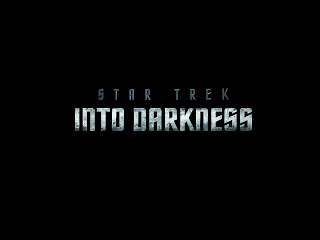Star Trek Into Darkness Movie Logo HD Wallpaper