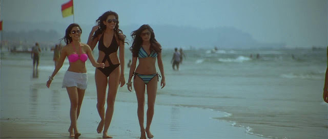 Pyaar Ka Punchnama movie hot stills