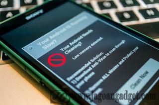 Smartphone Android terkenal Adware dan Malware