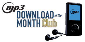 MP3 Download of the Month Club