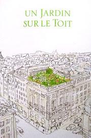un jardin sur le toit