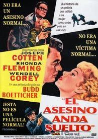 El asesino anda suelto (1956) DescargaCineClasico.Net