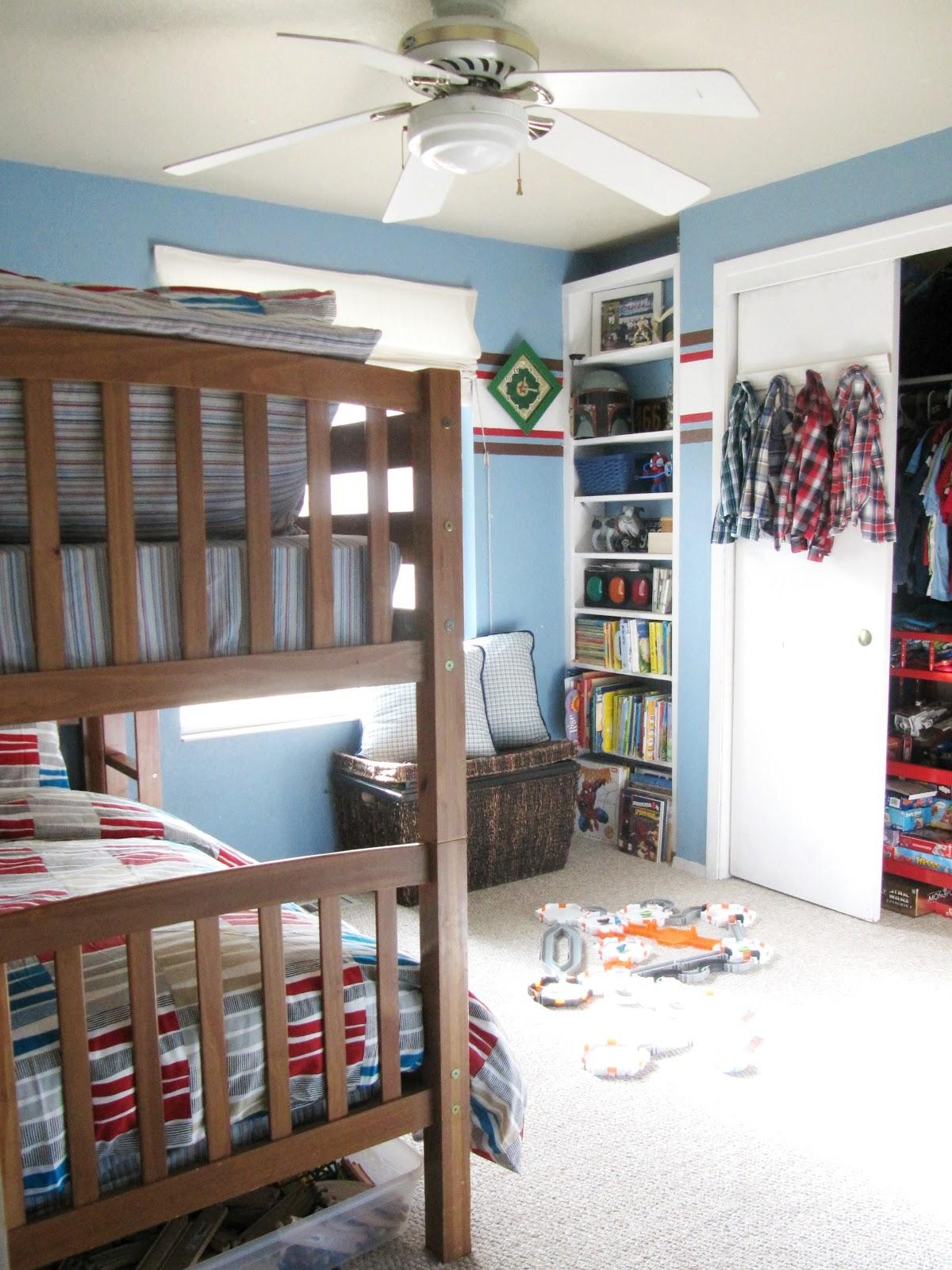 My Boyu0027s Room