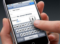 Blogger tools for iPhone