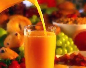 jugo de zanahoria