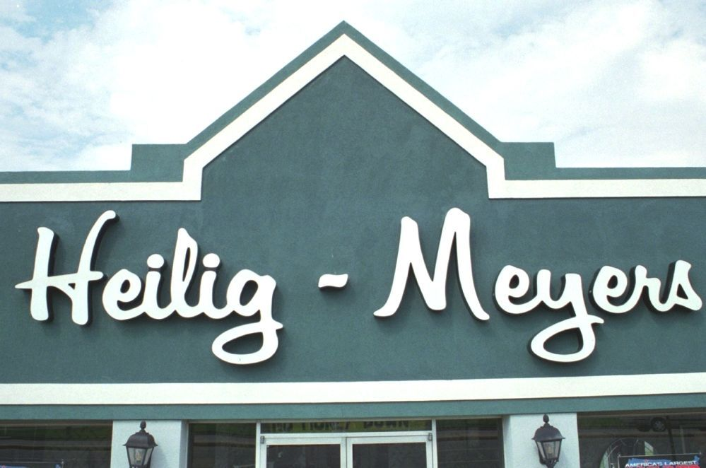 Beau Heilig Meyers   North Carolina Furniture Company Richmond Va