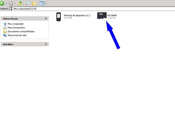 Como enviar Jogo Java para celular via Cabo USB
