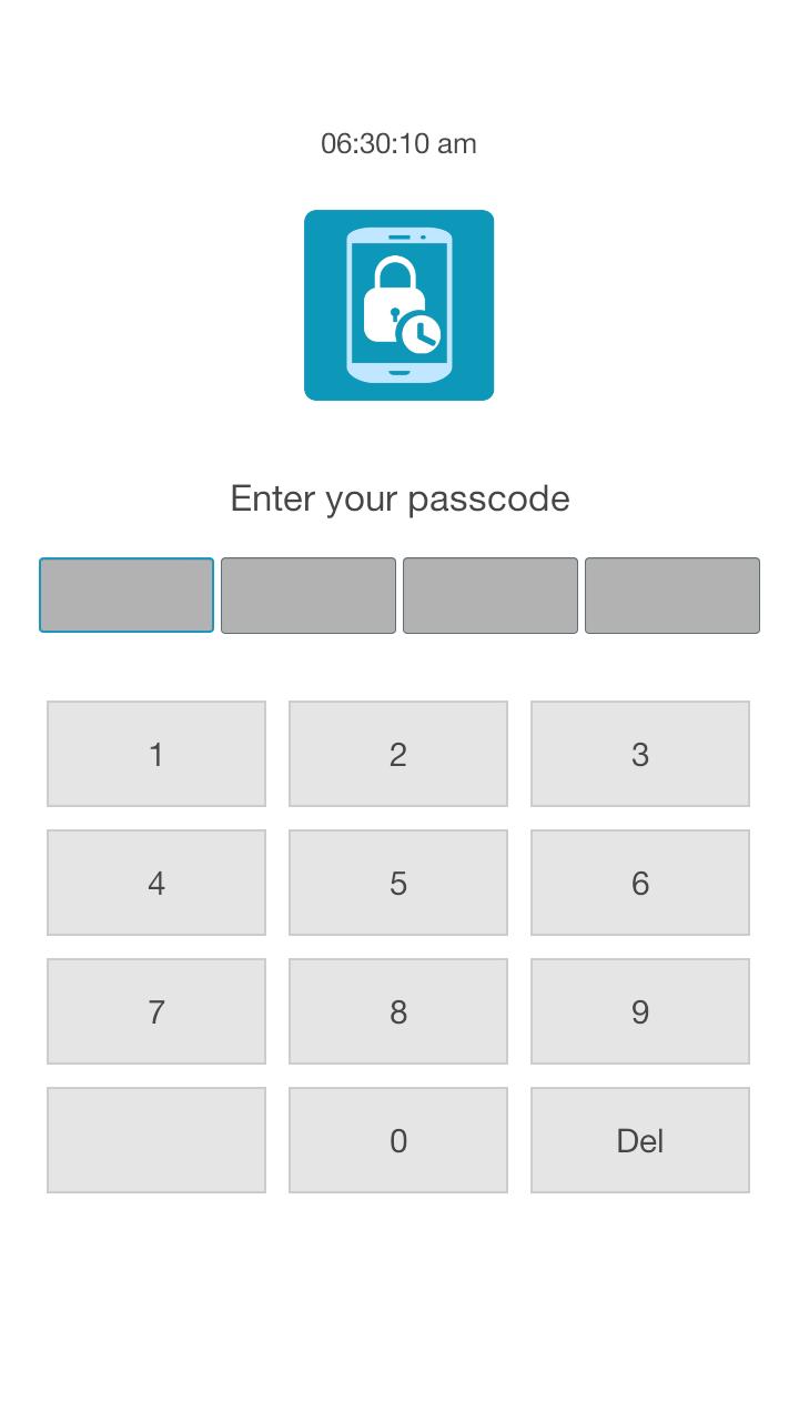 Smart Phone lock android தமிழ்