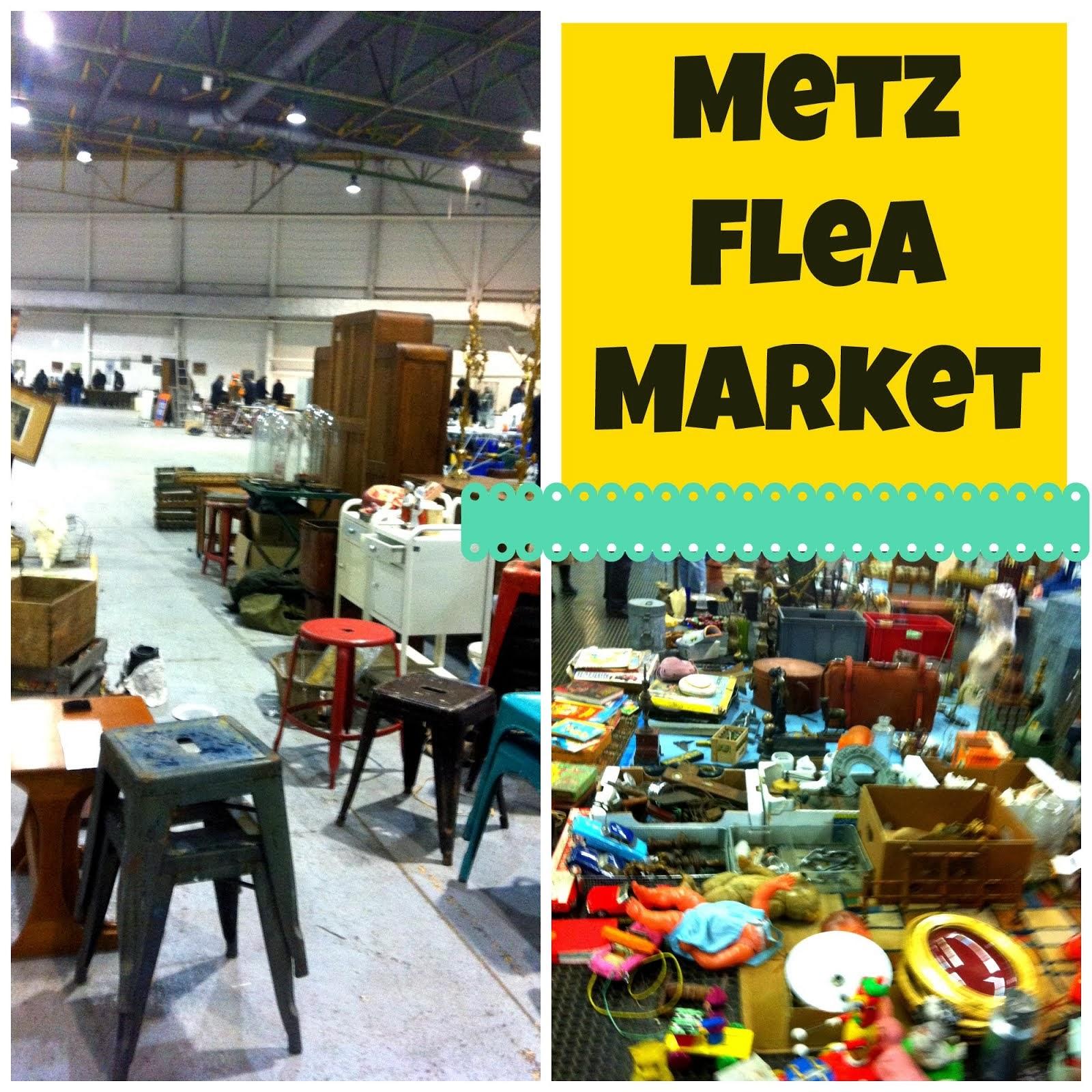 Metz Flea Market 1.5 hours drive