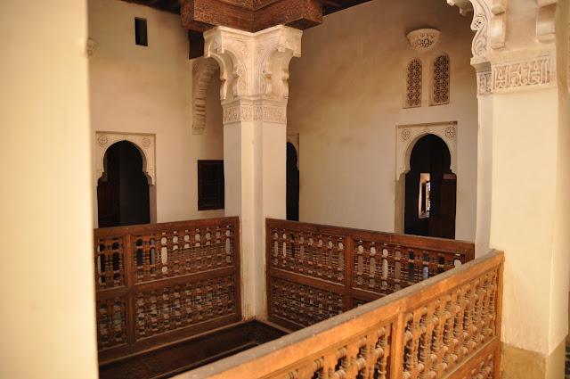 Marrakech Madersa Ben Youssef
