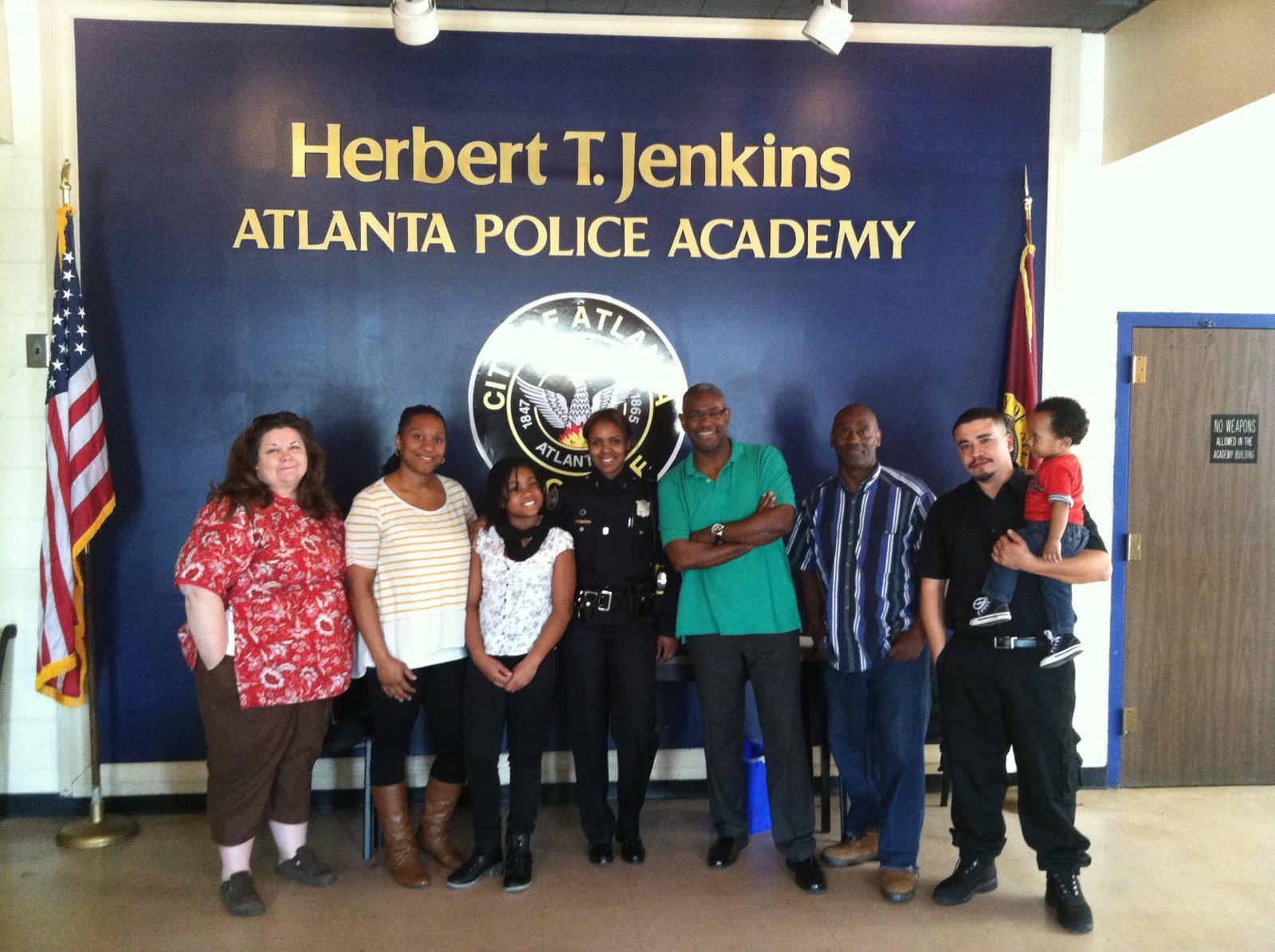 Atlanta's Newest police (Sis Krissy)