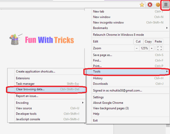 Top Google Chrome shortcuts, tips and tricks_FunWidTricks.Com