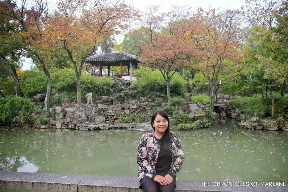 filipino blogger china