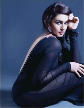 Actress Huma Qureshi Pictures