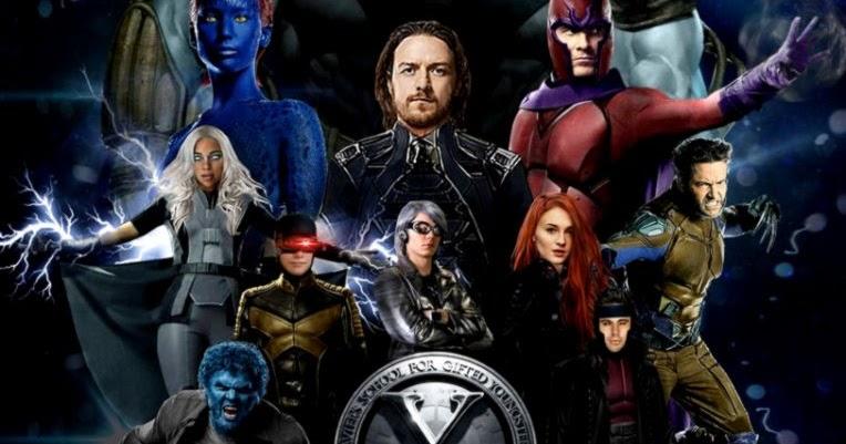 Watch X-Men: Apocalypse (2016) Free Online