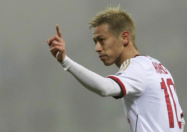 AC Milan Tak Ijinkan Honda Hengkang