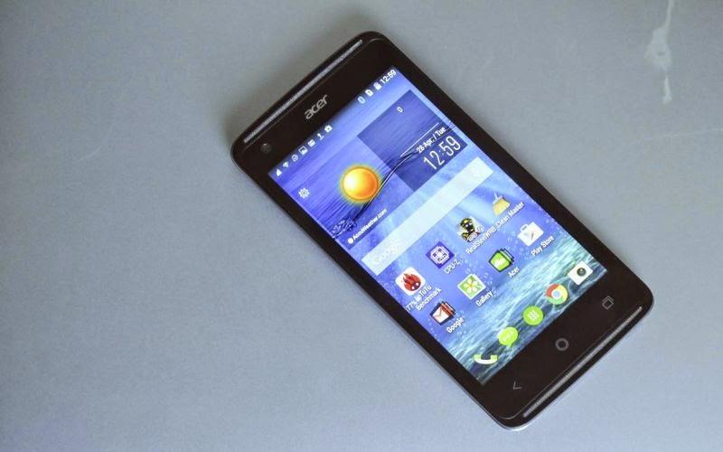 Mengulas Acer Liquid Z410, Smartphone Murah Berbasis 4G