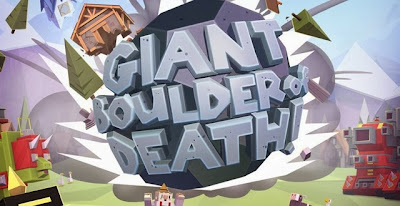 Giant Boulder of Death Hack