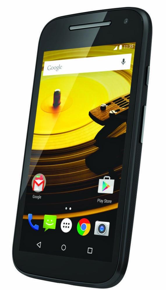 Motorola Moto E (2015): Επίσημα με 4.5″ οθόνη, LTE και τιμή 149 δολάρια