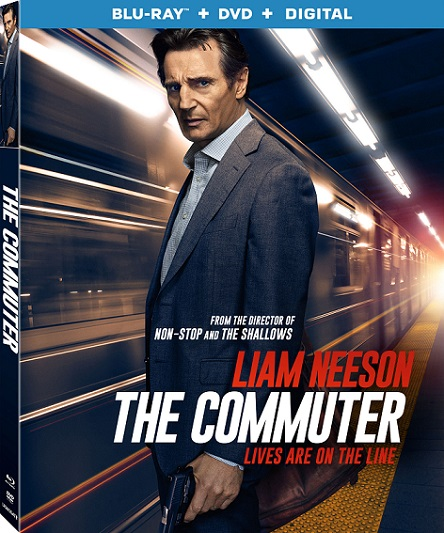 The Commuter (El Pasajero) (2018) m1080p BDRip 11GB mkv Dual Audio DTS-HD 7.1 ch