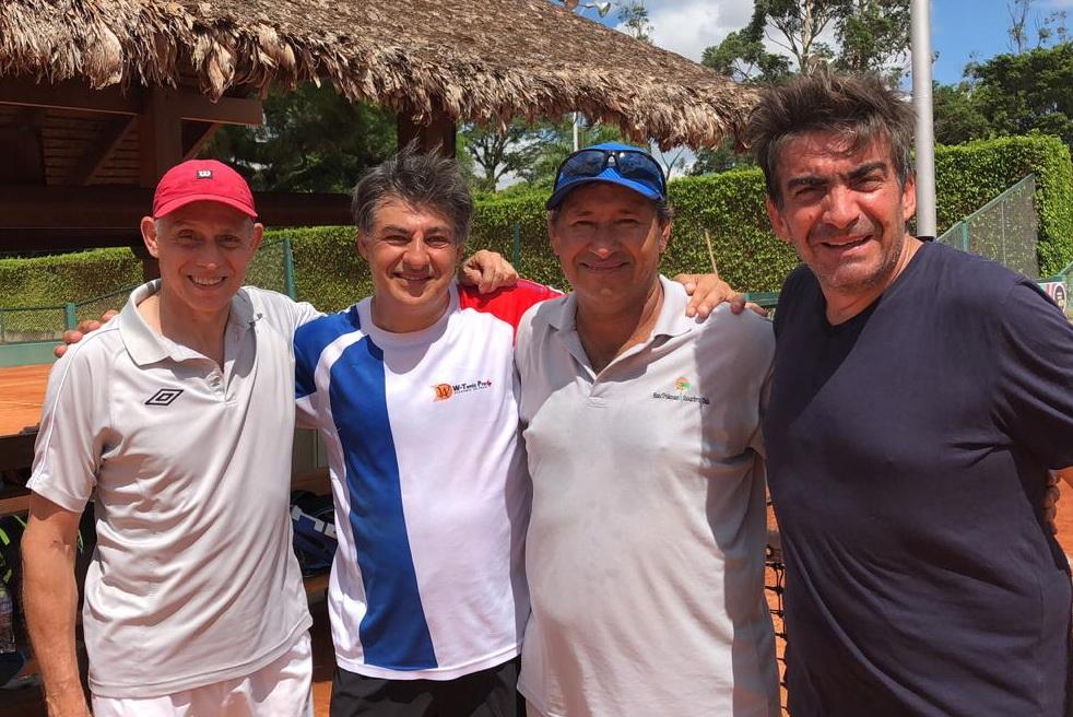 ITF SENIORS CAMPEONATO REGIONAL RC1 BOLIVIA - LLEGAN LAS FINALES