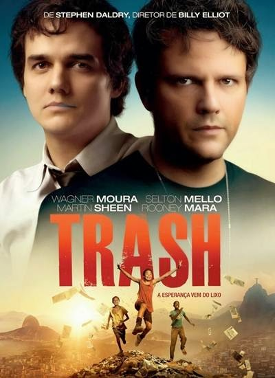 Baixar Trash A Esperanca Vem do Lixo AVI + RMVB BDRip Nacional Torrent