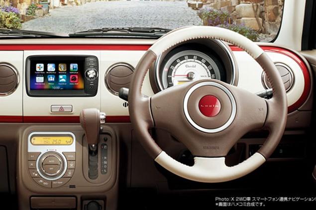 Suzuki Lapin Interior