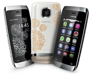 Nokia Asha Charme Edisi Valentine