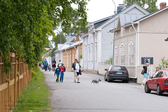 Öppna portar, Avoimet portit, Kajsa Snickars, Kristinestad, Kristiinankaupunki