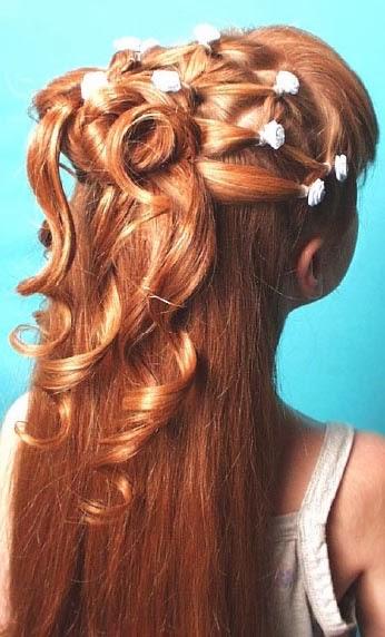 Más de 1000 ideas sobre Peinados Para Niñas en Pinterest Pelo De  - Peinados Para Fiestas Para Ninas