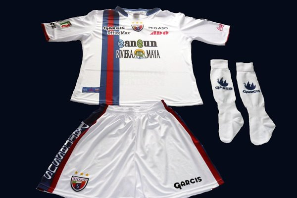 nuevo uniforme de visitante del atlante Apertura 2011 y clausura 2012