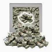 Dollar gratis dari aplikasi android