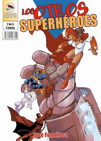 otros superheroes