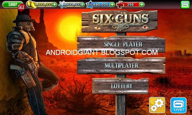 Секреты К Игре Six Guns На Андроид