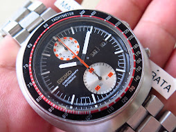 SEIKO CHRONOGRAPH UFO - AUTOMATIC 6138 - PART C