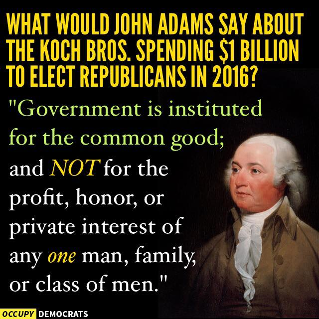 John Adams Had It Right