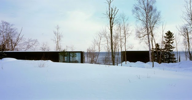 simplicity love: Weekend House on Lake Superior, USA ...