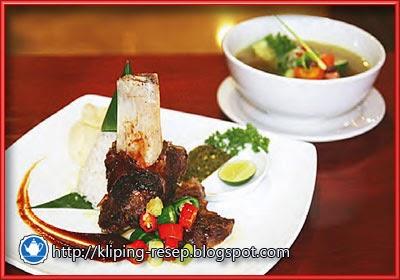 Resep Soup Iga Bakar Malabar ala Chef Mulyoko - Kliping Resep