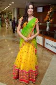 Reetu varma sizzling in half saree-thumbnail-5