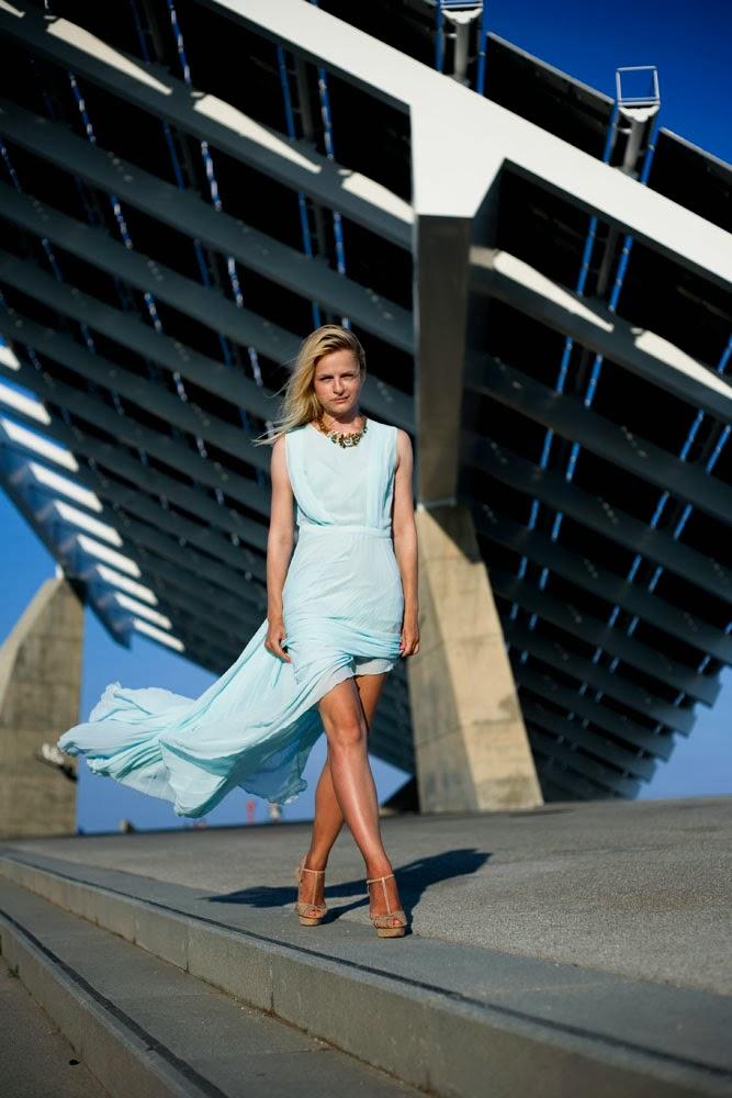 модель, модель барселона, русский блоггер,модный блоггер
